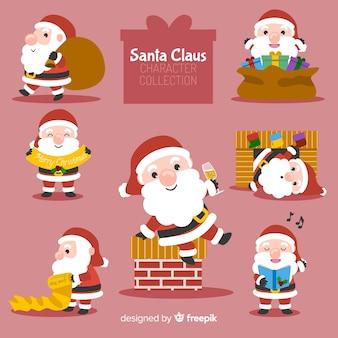 Leuke santa-collectie