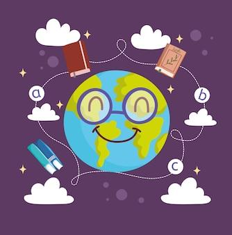 Leuke wereld en boeken