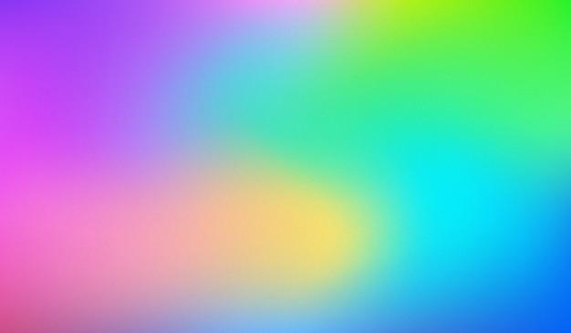 Levendige kleurrijke onscherpe achtergrond