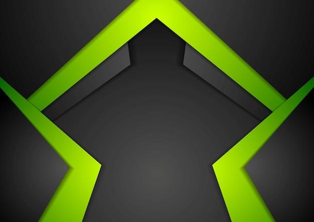 Levendige tech zakelijke abstracte achtergrond. vector ontwerp