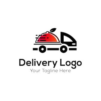 Levering logo sjabloon