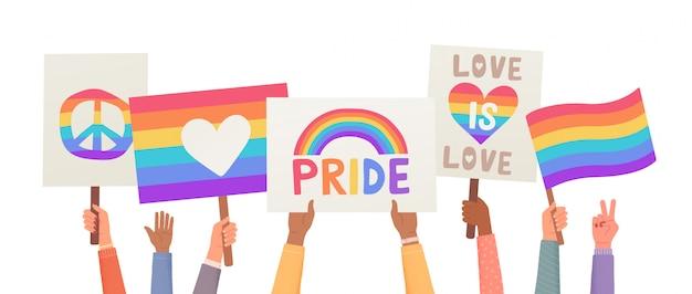 Lgbt en gay parade