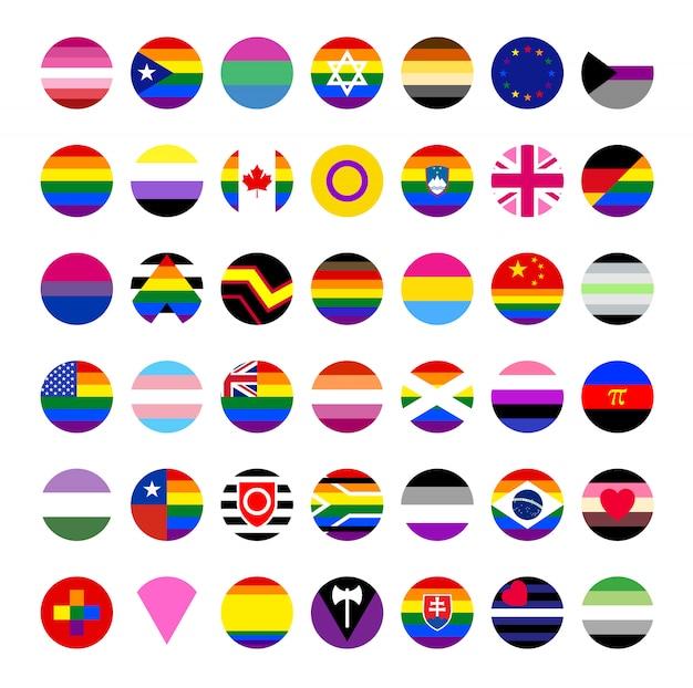 Lgbt-trotsvlaggen