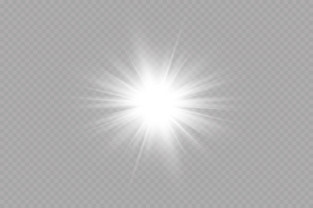 Licht effect.