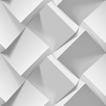 Licht naadloos geometrisch patroon