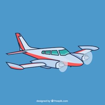 Licht vliegtuig