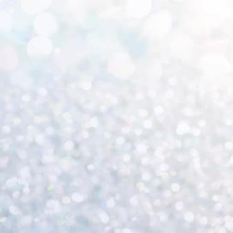 Licht zilver glitter getextureerde achtergrond vector