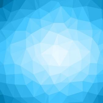 Lichtblauwe abstracte achtergrond