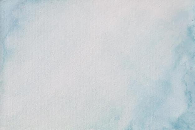 Lichtblauwe aquarel zachte achtergrond