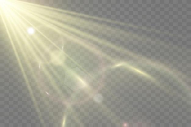 Lichtbronnen, concertverlichting, schijnwerpers. concert-schijnwerper met balk, verlichte schijnwerpers.