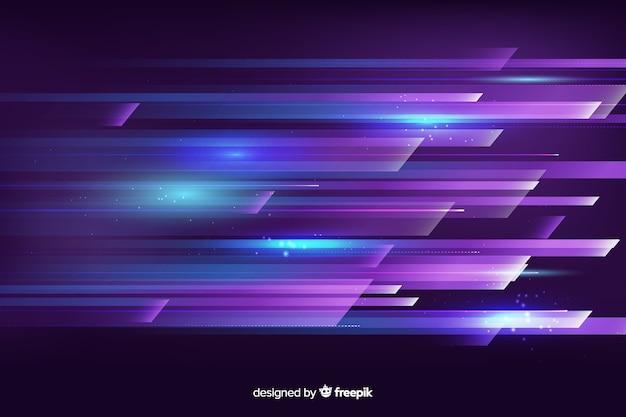Lichte beweging achtergrond smeren