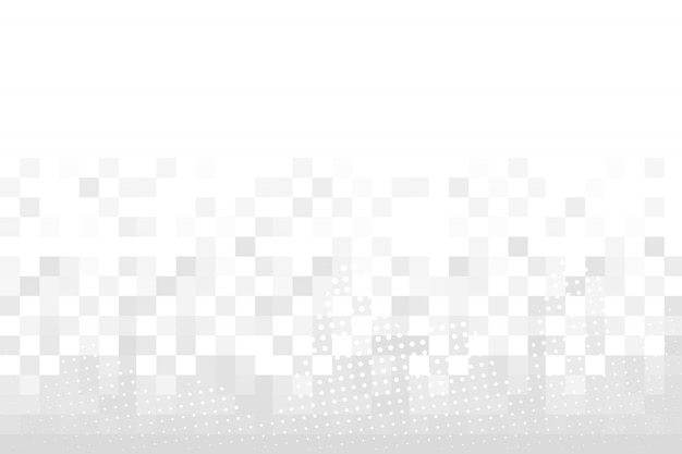 Lichte geometrische vorm achtergrond
