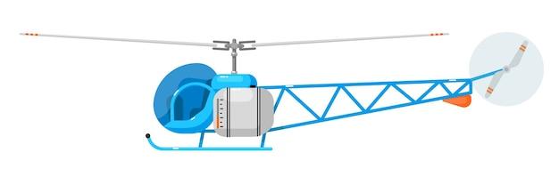 Lichte helikopter pictogram