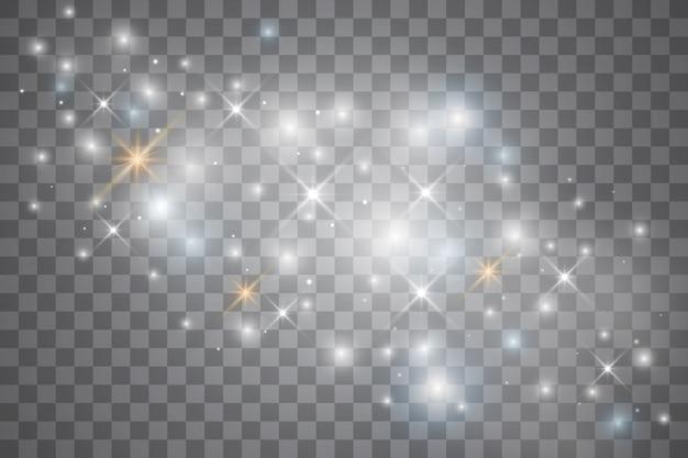 Lichteffect illustratie