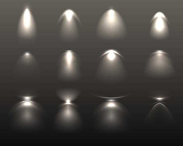 Lichteffecten instellen