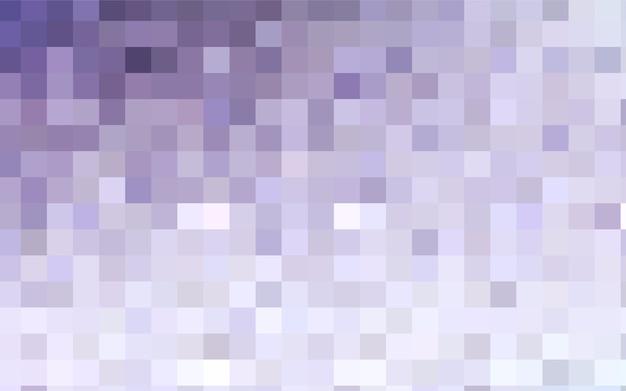 Lichtpaarse illustratie die uit rechthoeken bestaat
