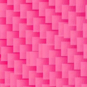 Lichtrose geometrische vorm vectorachtergrond
