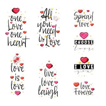 Liefdes citaten