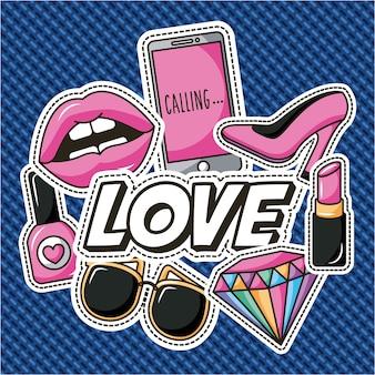 Liefdeskaart