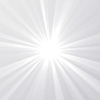 Lijn radiaal rechte lijn