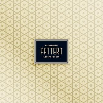 Lijnen stijl geometrische naadloze patroon ontwerp