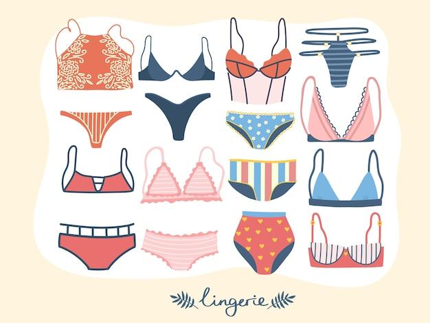 Lingerie set