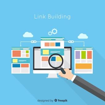 Link bouwconcept
