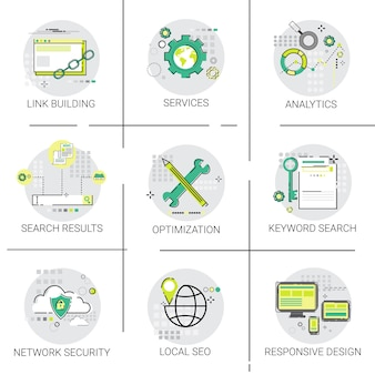 Link building seo keywording search