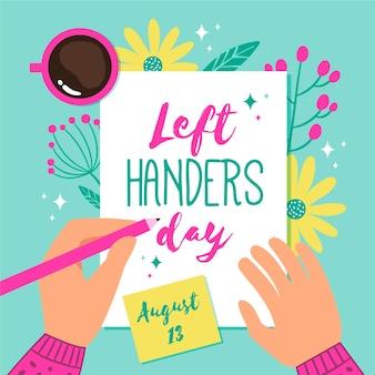 Linkshandige dag