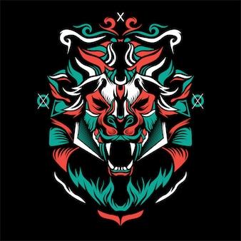 Lion king-logo