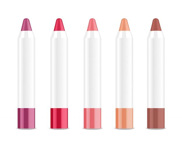 Lippenstift set