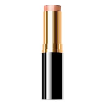 Lippenstift vector. trendy cosmetische lippenbalsem. glanzend
