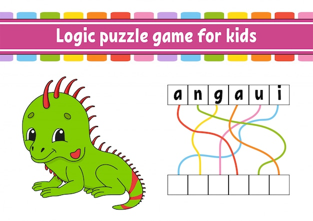 Logica puzzelspel.