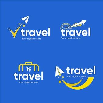 Logo collectie reizen