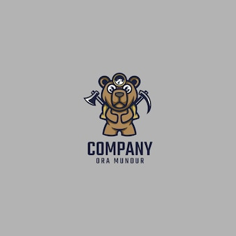 Logo dragen