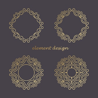 Logo-elementen.