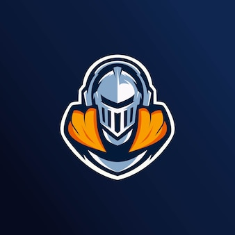 Logo knight gaming