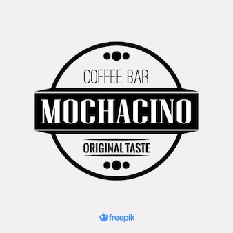 Logo koffiebar mochacino