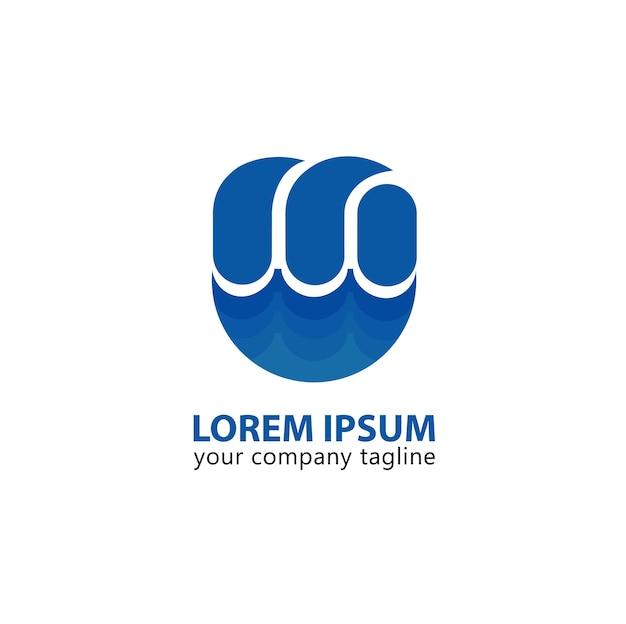 Logo m water zee