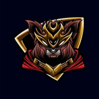 Logo mascotte illustrator