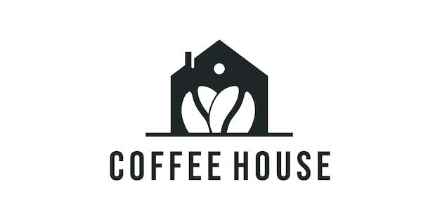 Logo ontwerp voor coffeeshop en restaurant