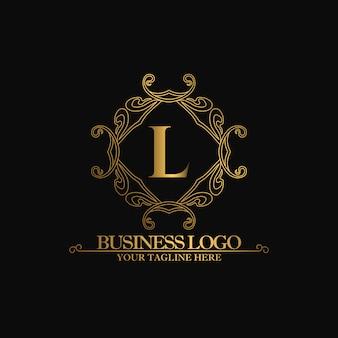 Logo premium luxe