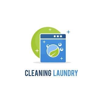 Logo schoonmaken