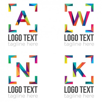 Logo templates collection