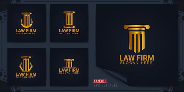 Logo van advocatenkantoor