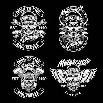Logo van auto- en motorclub
