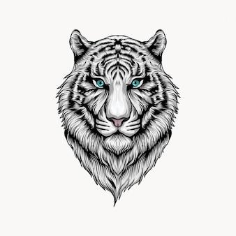 Logo van de tijger
