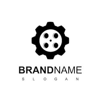 Logo van filmuitrusting