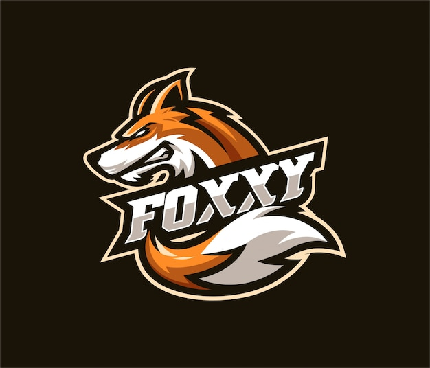 Logo van fox esport