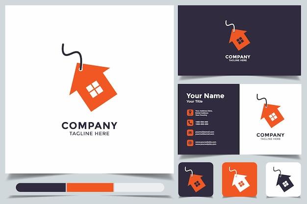 Logo van huis verkopen